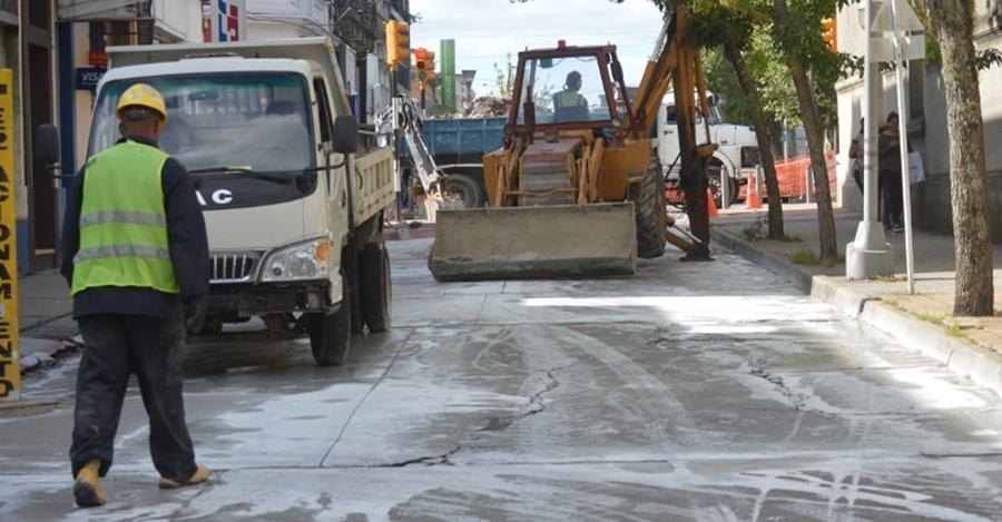 """""""El plan de obras viales que presentó el gobierno no se va a poder cumplir"""""""