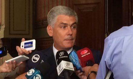 """Goñi: """"Los dineros públicos no son para satisfacer caprichos de gobernantes"""""""