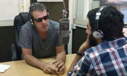 Alejandro Balbis cantó en vivo en Creer o Reventar