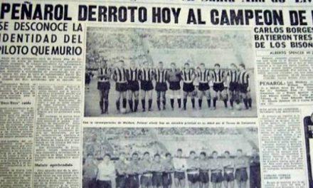 Peñarol viaja a Cochabamba para enfrentar a Jorge Wilsterman en duelo con historia
