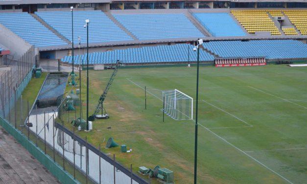 Estadio Centenario: en el día del gran choque, ya están instaladas las cámaras