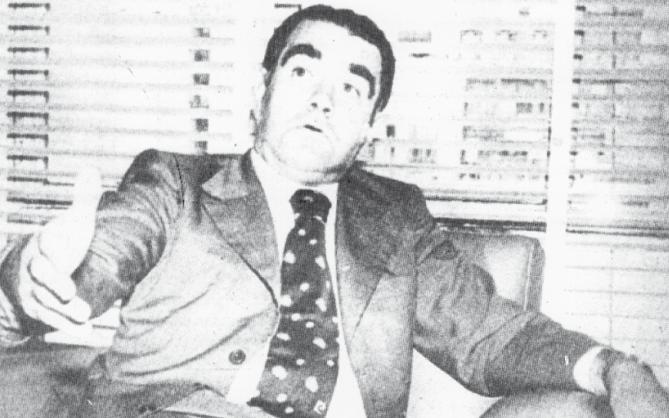 Murió Vegh Villegas quien fuera Ministro de Economía de la Dictadura