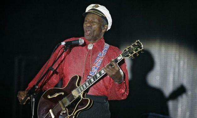 Murió Chuck Berry pionero del Rock and Roll
