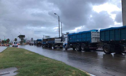 Se agravó el conflicto de transportistas de carga