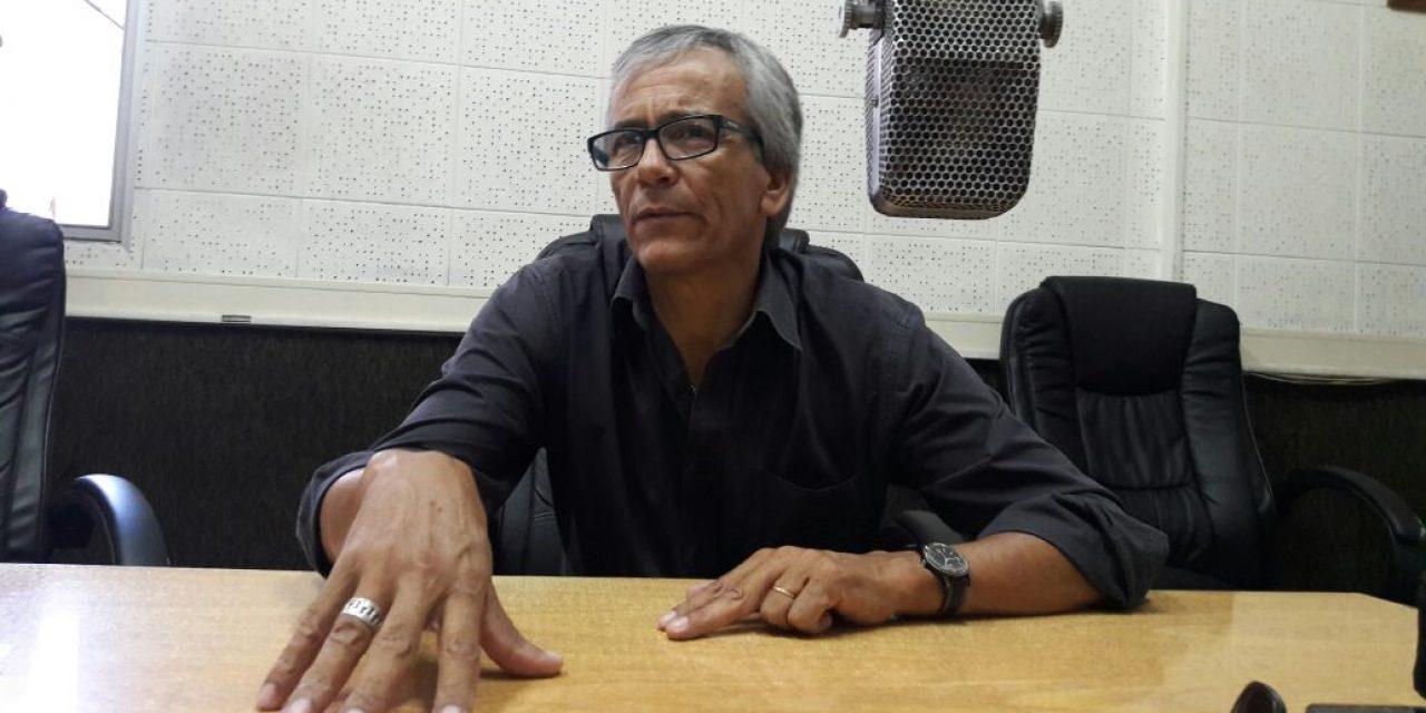 """Castillo sobre Michelle Suárez: """"Es un golpe muy fuerte para el partido"""""""