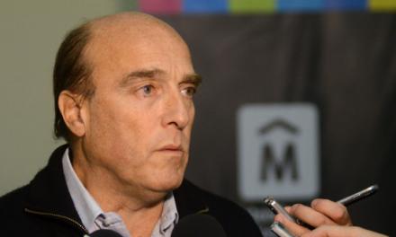 """Martínez: """"Este año no volverá a aumentar el boleto"""""""