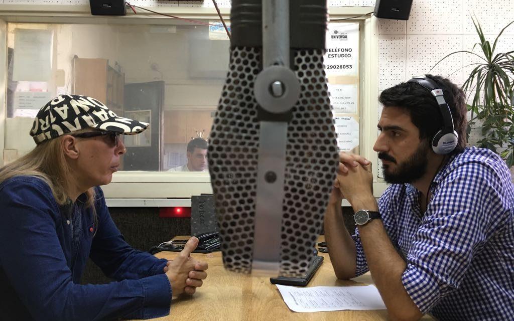 """Aldo Martínez: """"Hoy hacer 100 tablados es un logro tremendo, antes hacíamos 220"""""""