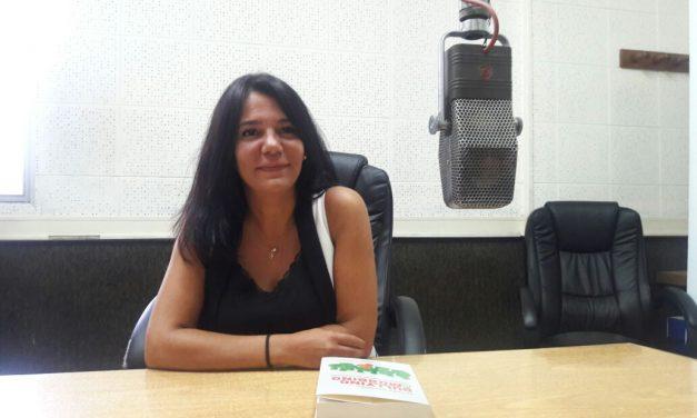 Silvana Giachero presentó su libro en Fuentes Confiables