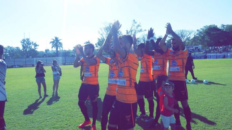 Sud América alcanzó su primera victoria