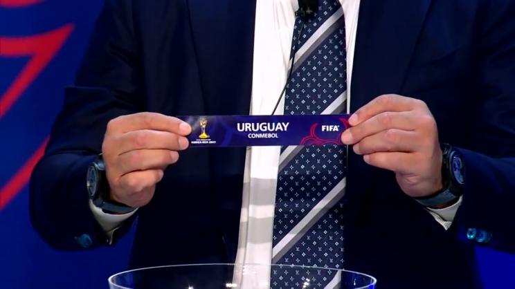 Se conocen los rivales de Uruguay para el Mundial Sub 20