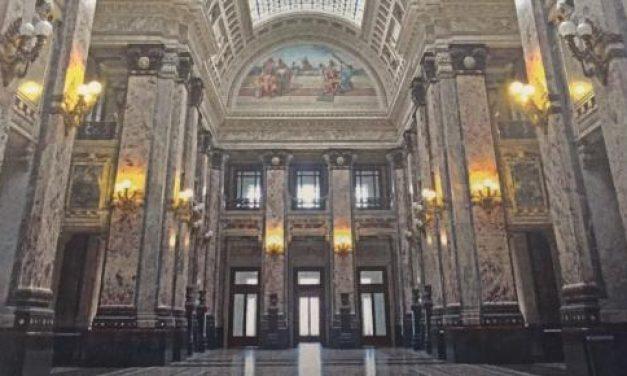 El Palacio Legislativo se transforma en un escenario musical