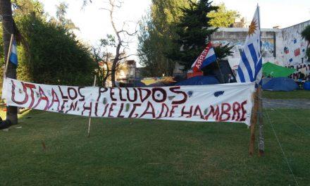 """Azucareros de Artigas: """"Tenemos derecho a tener un pedazo de tierra"""""""
