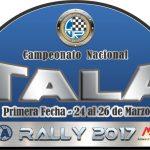 Gran arranque para el Campeonato Nacional de Rally