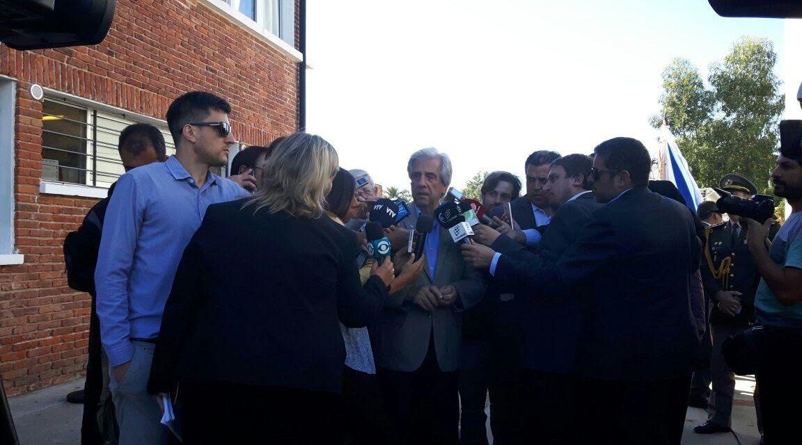 """A Vázquez le dio """"vergüenza ajena"""" el conflicto entre Darío Pérez y Óscar de los Santos"""