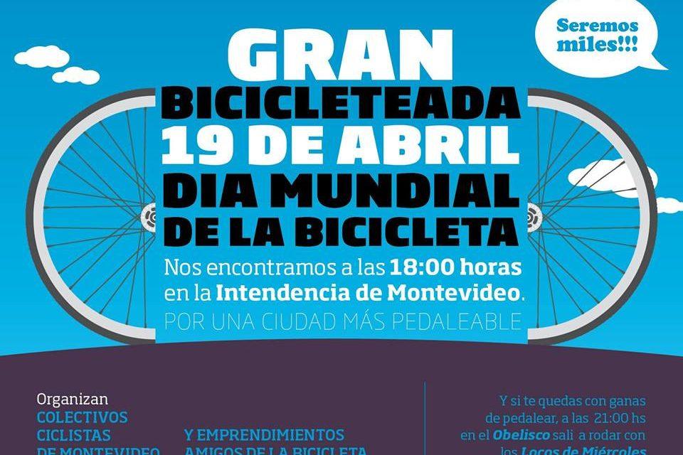 Este 19 de abril se celebra el Día Mundial de la Bicicleta