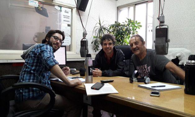 Fernando Cabrera en Tinta Brava a 30 años del memorable Mateo y Cabrera