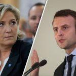 Le Pen y Macron al balotaje en Francia