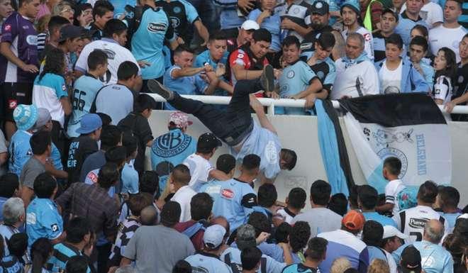 Falleció el hincha de Belgrano agredido en las tribunas