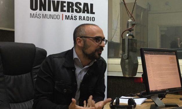 """Santiago Sanguinetti: en Alemania """"quedaron sorprendidos con el teatro uruguayo"""""""
