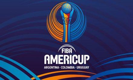 Presentaron el logo de a FIBA AmeriCup2017