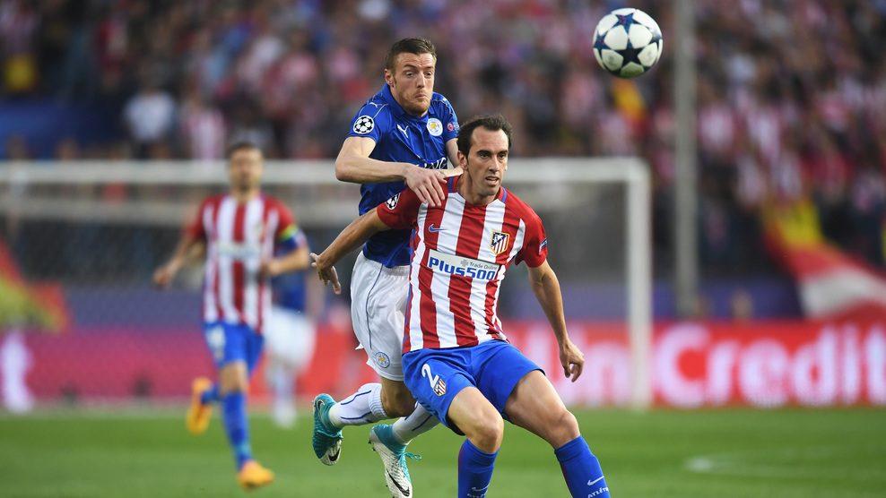 UEFA Champions League: Atlético Madrid venció por mínima diferencia