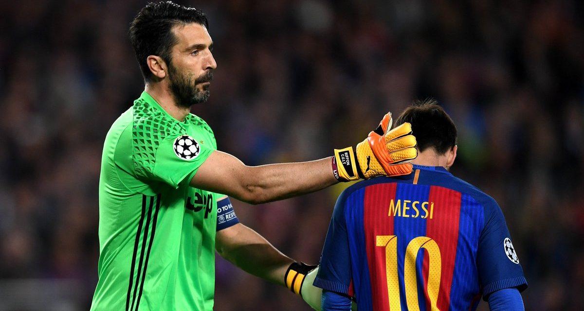 Barcelona se despidió de la Champions ante un duro Juventus