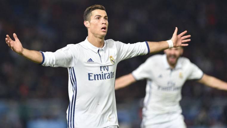 Real Madrid al ritmo de Cristiano llegó a Semifinales