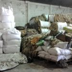 Propiedad con entradas del lado de Uruguay y de Brasil era la clave del contrabando de lana y cuero