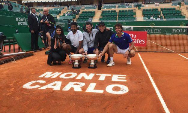 Brillante Pablo Cuevas campeón en Montecarlo