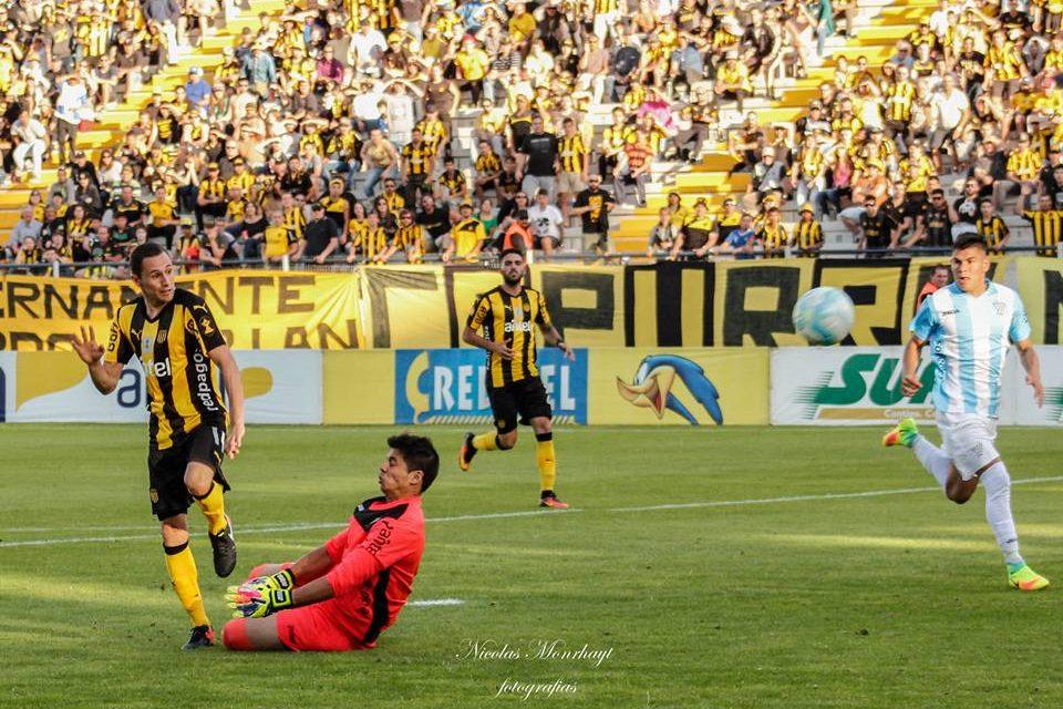 Dibble regresa al plantel de Peñarol