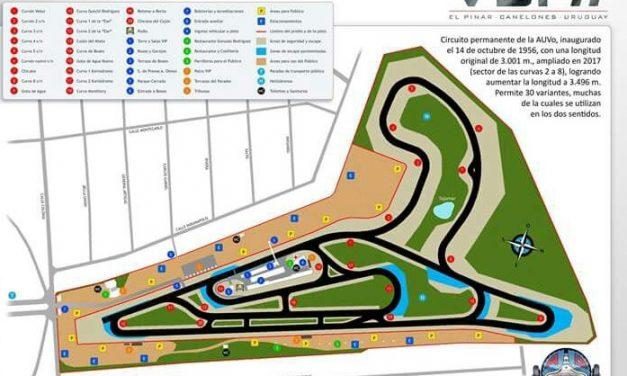 Está pronto el nuevo Autódromo El Pinar