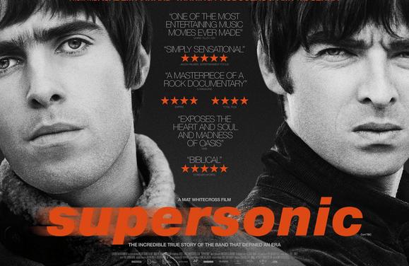 """Supersonic"", un original documental sobre Oasis"