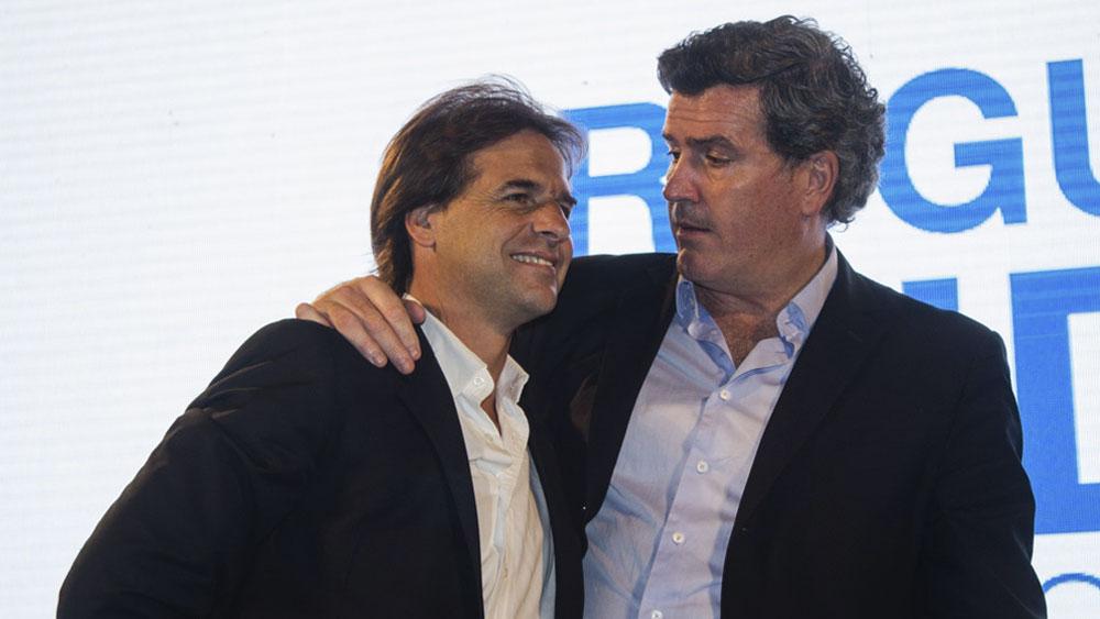 Lacalle Pou lamentó que Bordaberry no vaya a ser candidato
