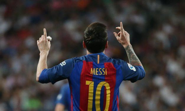 Barcelona derrotó 3 a 2 a Real Madrid en la hora con gol de Messi en infartante partido