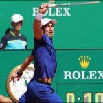 Cuevas sigue triunfando en Montecarlo y juega la final de dobles