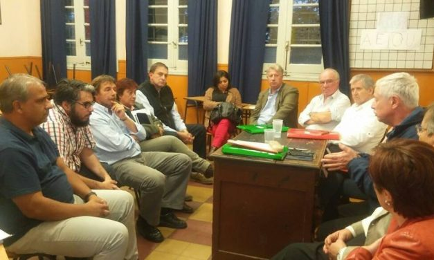 ANCAP y MSP paran y se movilizan al Consejo de Ministros en La Teja