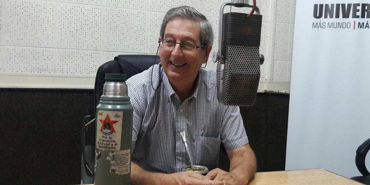 "Eduardo Rubio: ""Estoy convencido que Nin Novoa coordina con EEUU"""