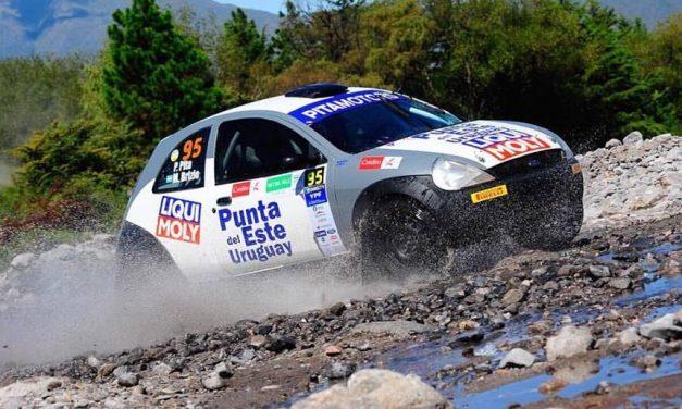 La uruguaya Patricia Pitta compite en la Patagonia