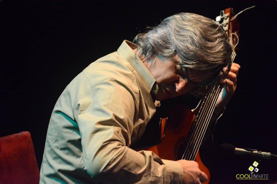 """Gustavo Ripa en Castillo Pittamiglio """"Música para una mente en Calma"""""""