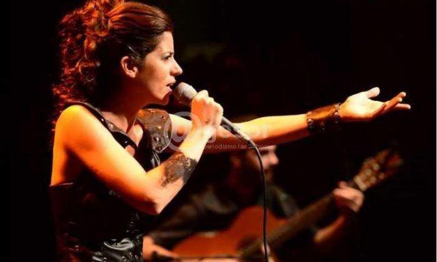Maia Castro presenta trabajo en el Auditorio del SODRE
