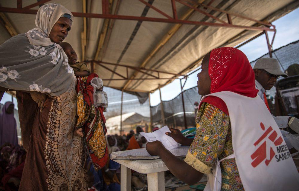 Médicos Sin Fronteras envió equipo al Congo ante temor de epidemia de Ébola