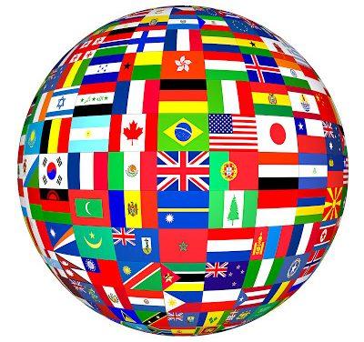 Como sería el mundo sin banderas según el Licenciado Sosa
