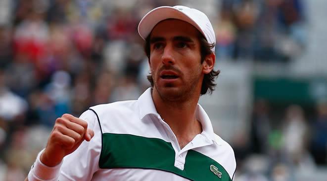 Cuevas ganó en el Masters de Roma y vuelve a medirse con Thiem