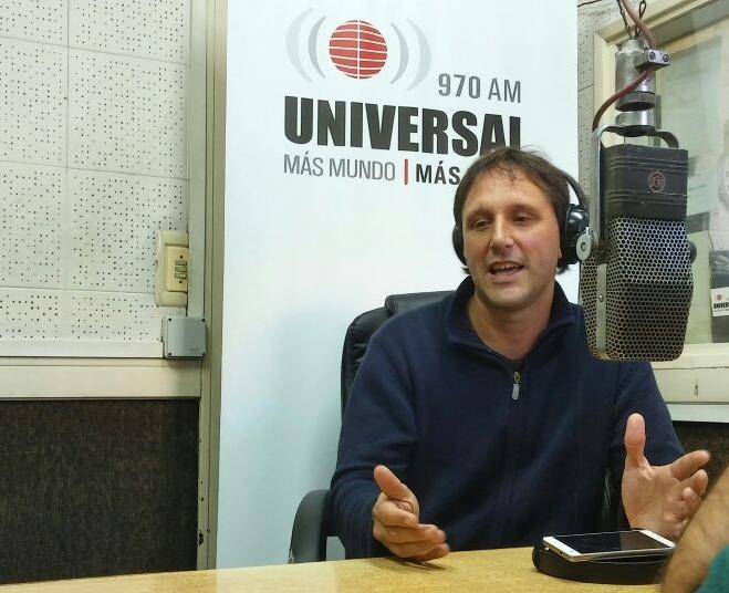 """Felipe Castro presenta """"Adios Lazaroff"""" este miércoles en el Sodre"""