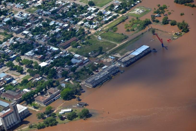 Sinae lanzó el primer Plan Nacional de Gestión Integral de Riesgos de Emergencias y Desastres