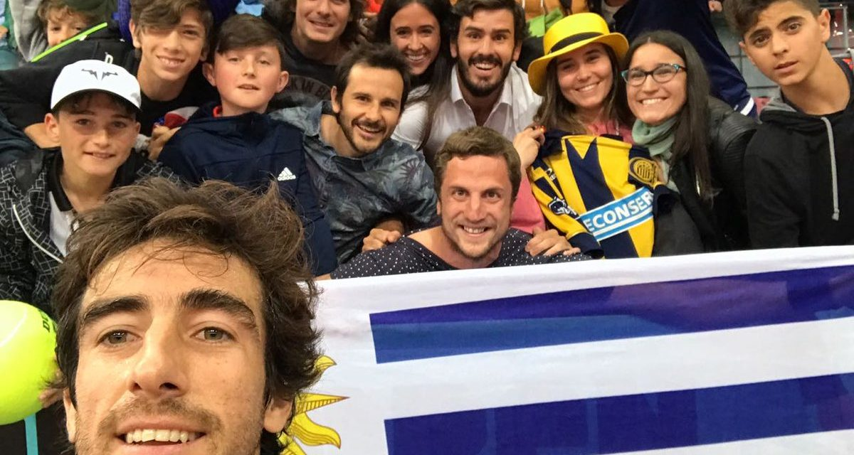 Cuevas perdió la semifinal del Masters 1000 de Madrid cerrando una excelente actuación