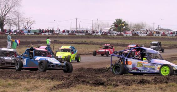 Autocross en Sauce para el fin de semana