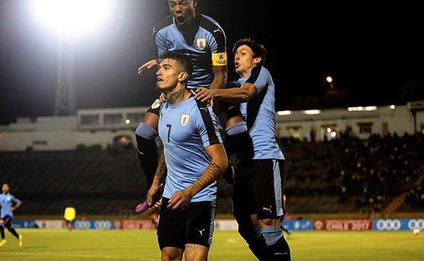 Esperando el partido con Sudáfrica recordamos goles del Sudamericano de Ecuador Sub 20