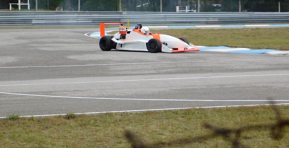 Llega la Fórmula 4 a El Pinar