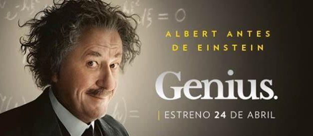 GENIUS: de cómo Albert se convirtió en Einstein